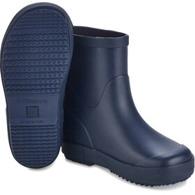 Tretorn Kids Wings Monochrome Rubber Boots Navy